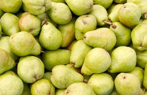 Blanquilla pear