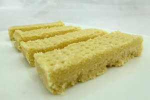 Galletas escocesa Shortbreads