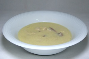 Chicken stock cream