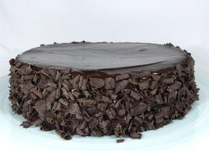 Sacher tarta beganoa